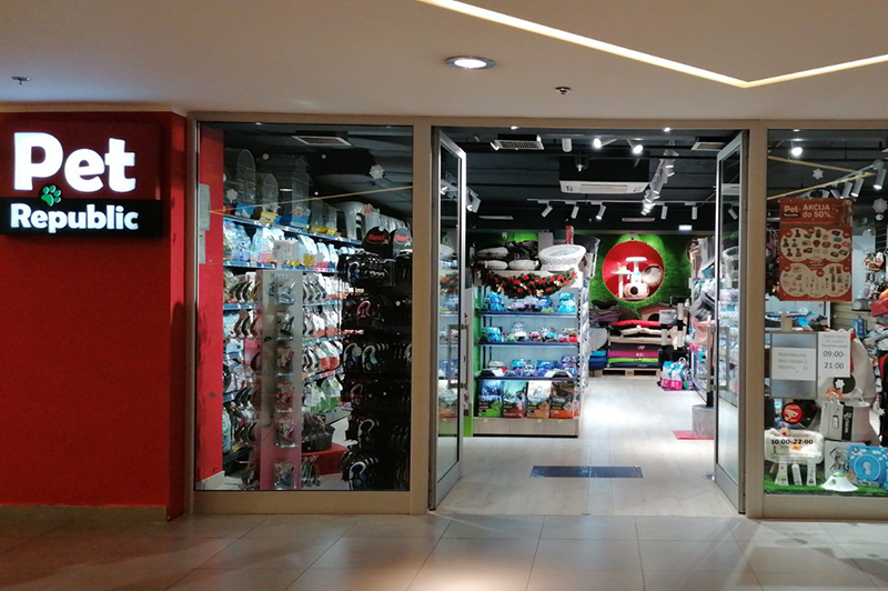 Ušće Shopping Center - 1