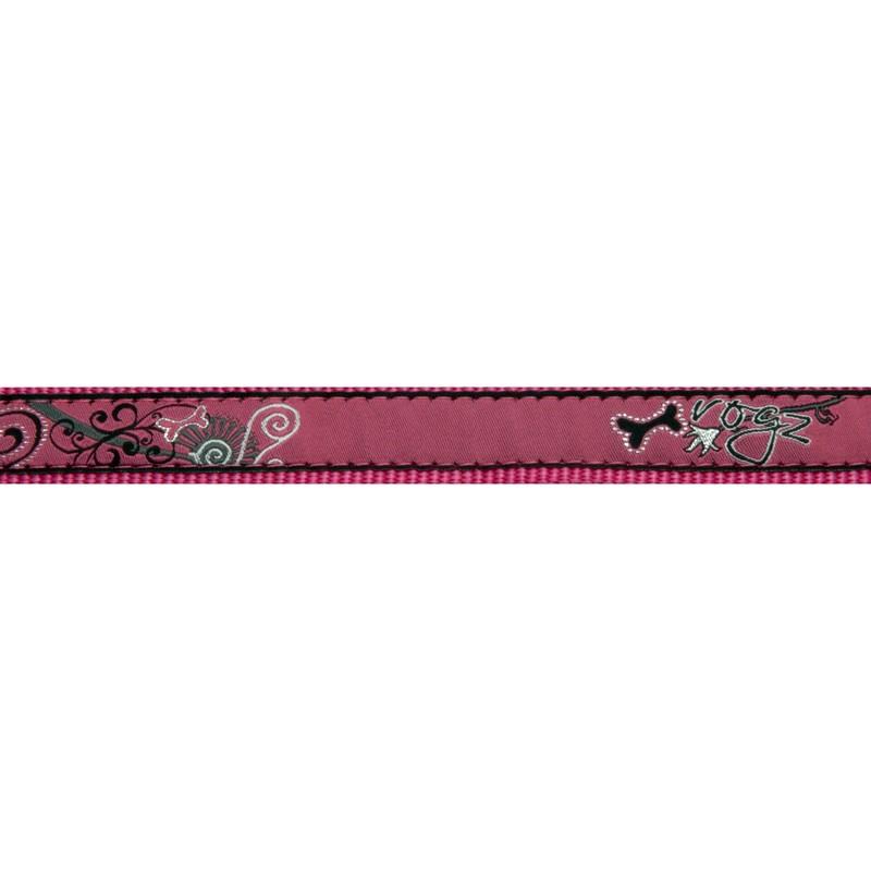 Rogz JellyBean klasični am Pink Bone