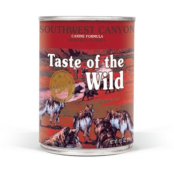 Taste of the Wild Konzerva Southwest Canyon Canine 390g