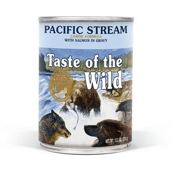 Taste of the Wild Konzerva Pacific Stream Canine 390g