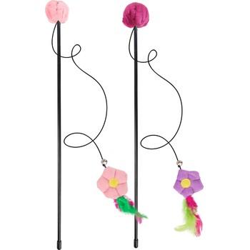 Flamingo Pecaljka za mačke, Happy Flower