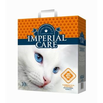 Imperial Care Silver Ions Grudvajući posip za mačke antibakterijski 10kg