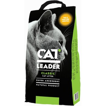 Cat Leader upijajući Wild Aroma 5kg