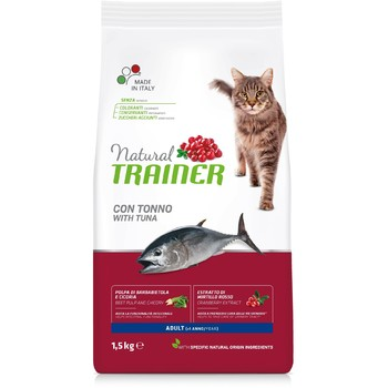 Trainer Natural Cat tunjevina za odrasle mačke 1.5kg