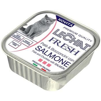 Lechat fresh pašteta sa komadićima lososa 100g