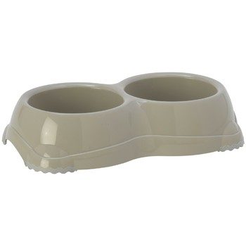 Moderna Smarty Bowl 1 - 2x330ml dupla činija- siva