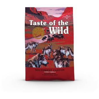 Taste of the Wild Dog - Southwest Canyon Canine 12.2kg