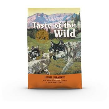 Taste of the Wild Dog - High Prairie Puppy (srna i bizon) 12.2kg