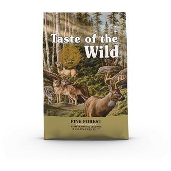 Taste of the Wild Dog - Pine forest (srna i mahunarke) 2kg