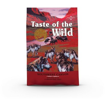 Taste of the Wild Dog - Southwest Canyon Canine 2kg