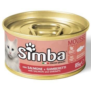 Simba obrok sa lososom i račićima 85g