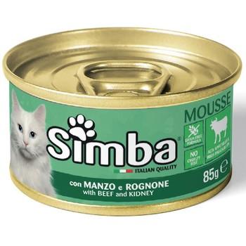 Simba obrok sa teletinom i bubcima 85g