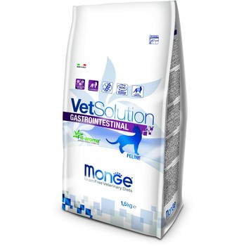 VetSolution Gastrointestinal 1.5kg, Ishrana kod gastrointestinalnih poremećaja mačaka