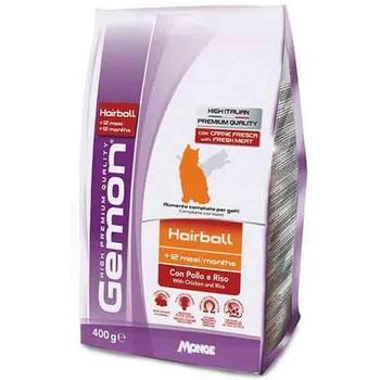 Gemon Cat Hairball Piletina i pirinač 400g