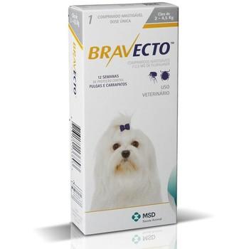 Intervet Bravecto Tableta Za Zvakanje Za Pse 2-4.5Kg 112.5Mg