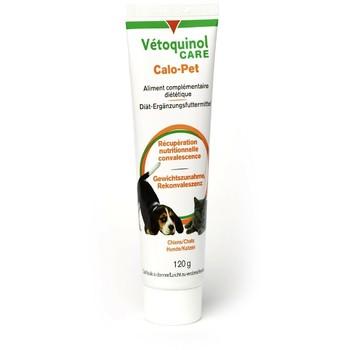Vetoquinol CaloPet gel 120gr, Visoko energetsko-vitaminska pasta