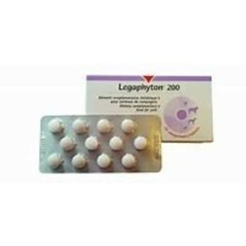 Vetoquinol Legaphiton 50 tbl, Podrška jetri
