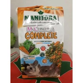 Manitoba My Chinchilla Complete - hrana za činčile 600g