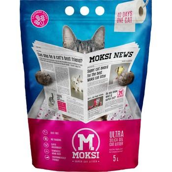 Moksi 5L MOKSI posip za mačke Lavanda