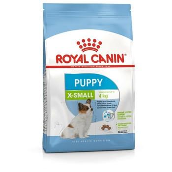 Hrana za pse Royal Canin Xsmall Puppy 500g