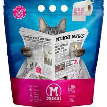 Moksi 7.6L MOKSI posip za mačke Lavanda