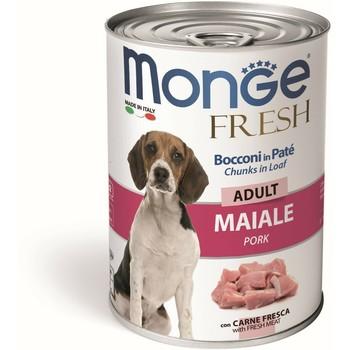 Monge Fresh pašteta sa svinjetinom - Adult - konzerva 400g