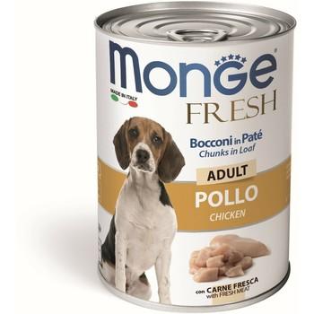 Monge Fresh pašteta sa piletinom - Adult - konzerva 400g