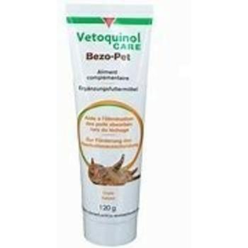 Vetoquinol Bezo-pet gel 120gr, Pasta izbacivanje dlaka kod mačaka