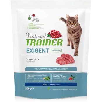 Trainer Natural Cat Exigent Govedina 300g