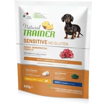 Trainer Natural Sensitive No Gluten sa jagnjetinom za odrasle pse malih rasa 800g