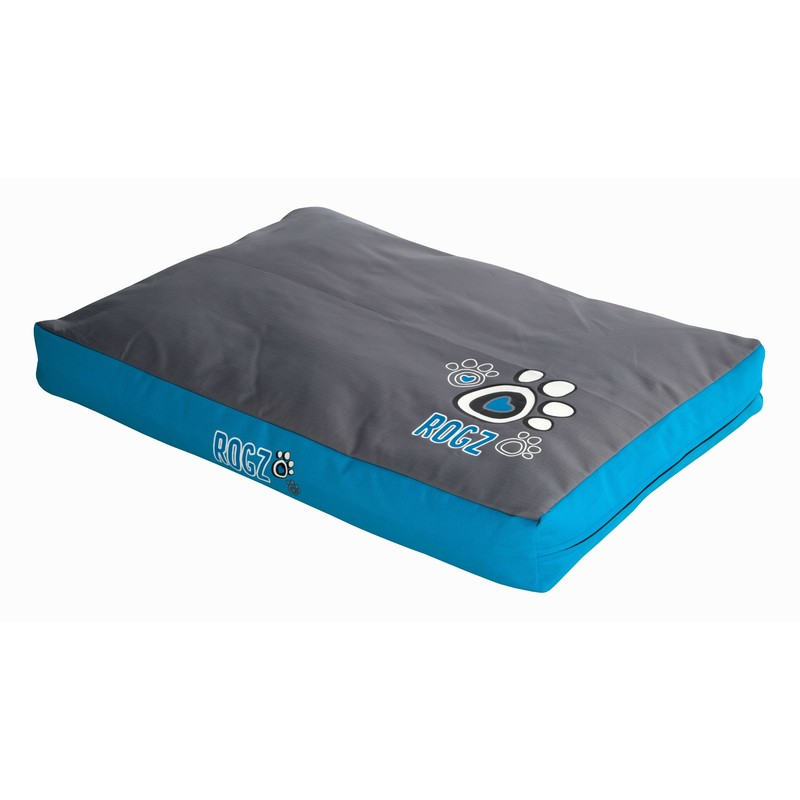 Rogz Flat Podz krevet Turq Paw 10x56x83cm