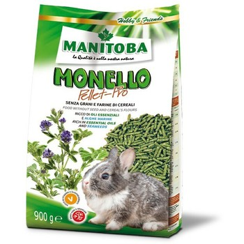 Manitoba Monello Pellet Pro - hrana za zečeve bez žitarica 900g