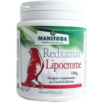 Manitoba Pigment Redxantin Lipocrome 150g