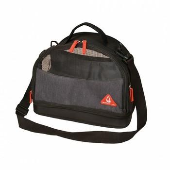 Duvo+ Torba za pse,Promenade London Travel Bag Preppy 3In1 35X21X27,5cm crna