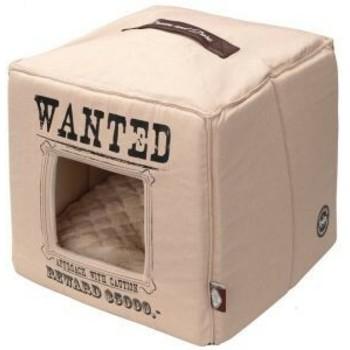 D&D Home Collection Wanted ležaljka/kuća 40X40X40cm Bež