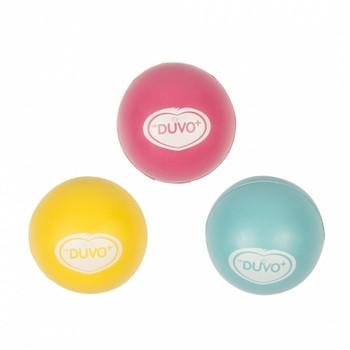 Duvo+ Igračka za pse, Guma Bouncy Ball Mix Display - 6cm