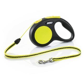 Flexi New Neon S cord 5m