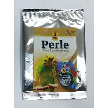 Nutripet Perle za sjaj perja 20g