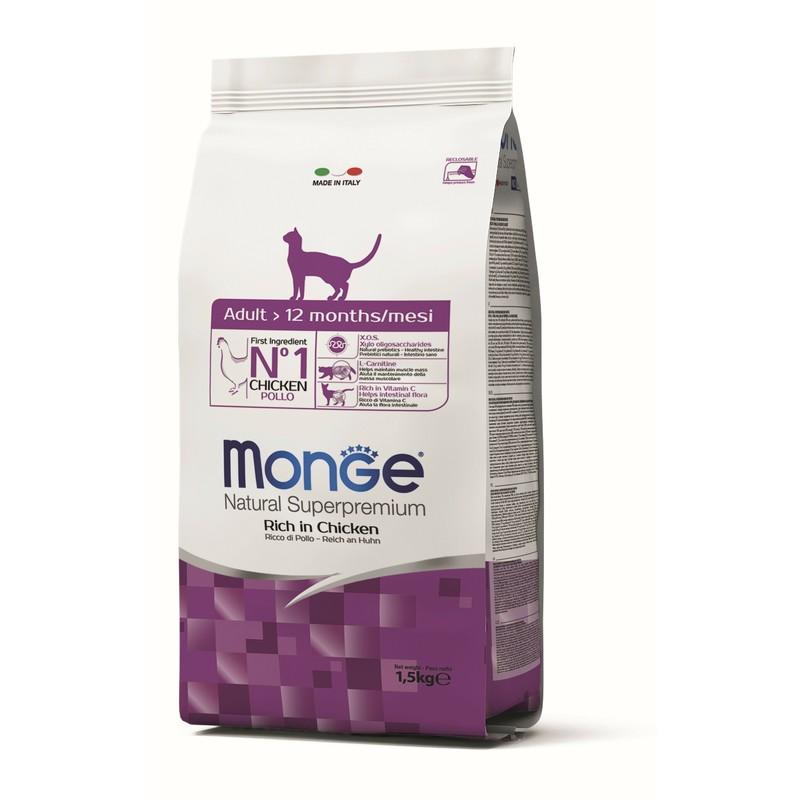 Monge Cat Adult Piletina 1.5kg