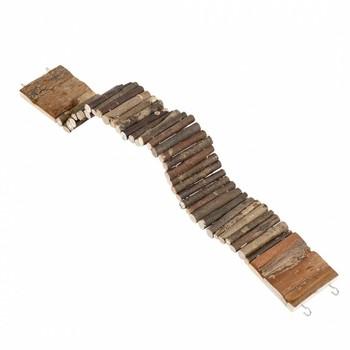 Duvo+ Drvene savitljive merdevine 55X7cm