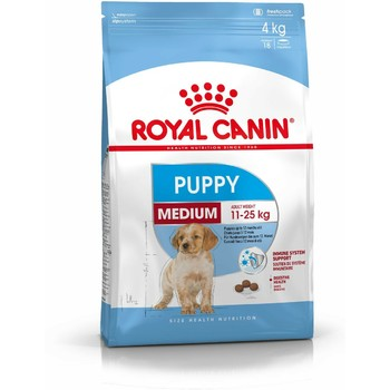 Hrana za pse Royal Canin Medium Puppy 4kg