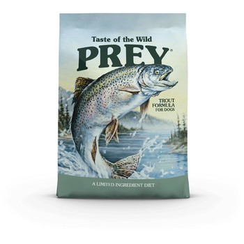 Hrana za pse Prey Dog pastrmka 11.34kg