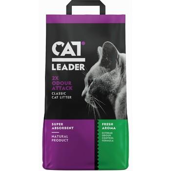 Cat Leader upijajući 2x protiv neprijatnih mirisa sa aromom 5kg