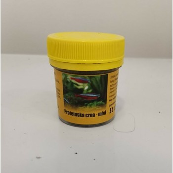 Nicolaqua Proteinska crna mini