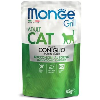 Monge Cat Grill sos Zečetina - Adult 85g