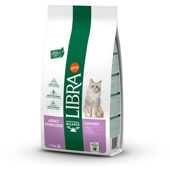Libra Cat Piletina za odrasle strerilisane mačke 1.5kg