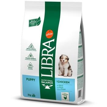 Libra Dog Puppy sa piletinom 3kg