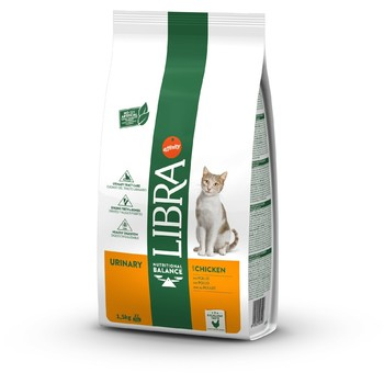 Libra Cat Urinary za odrasle mačke 1.5kg
