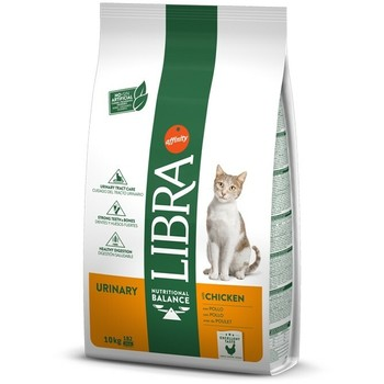 Libra Cat Urinary za odrasle mačke 10kg