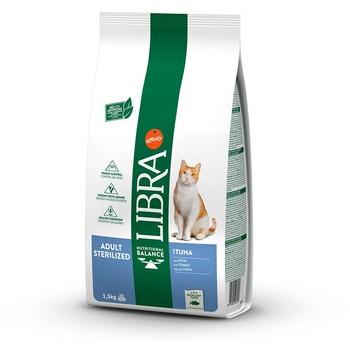 Libra Cat Tunjevina za odrasle strerilisane mačke 1.5kg